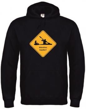 Pullover Attention Kayaker Herren